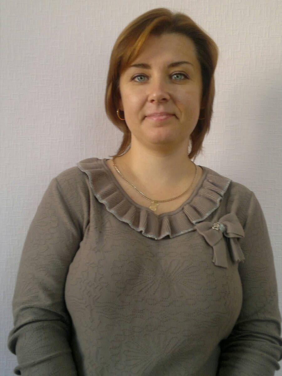 Ильина Елена Сергеевна