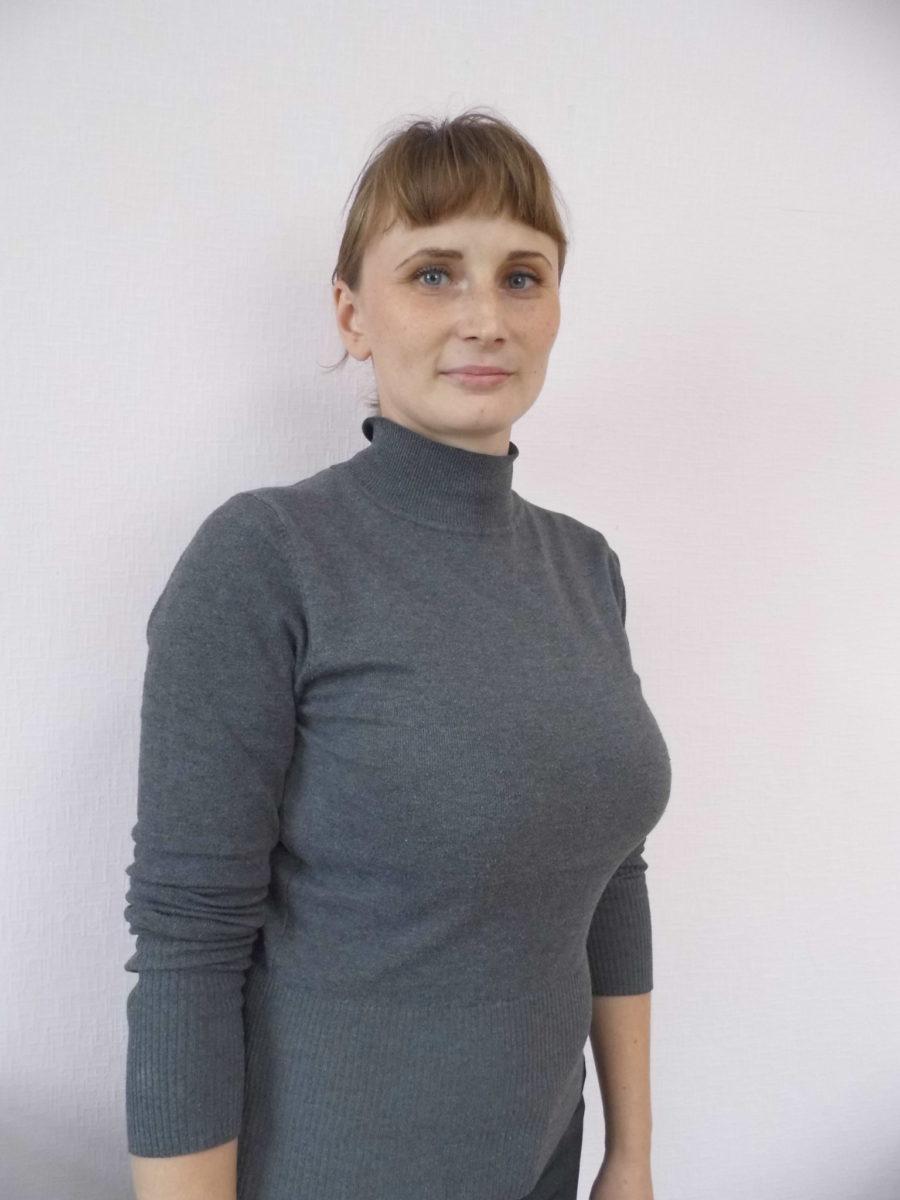 Алексеева Ксения